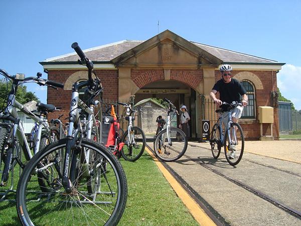 Blaxland Riverside Park 8 On Yr Bike DSC00606